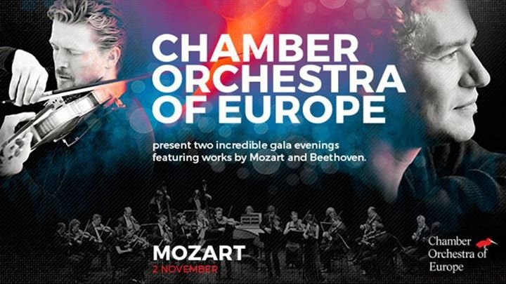 Chamber Orchestra of Europe - Mozart