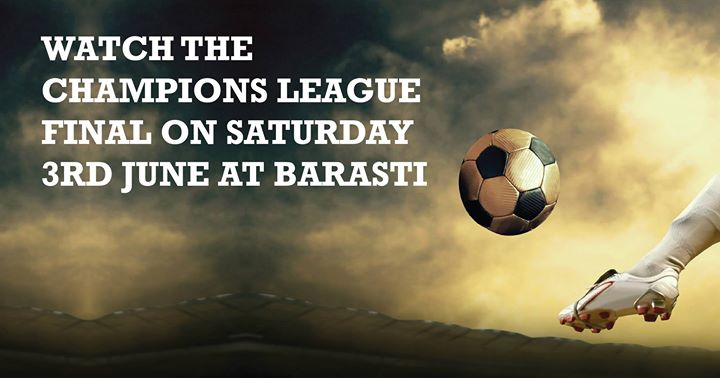 Champions League Final at Barasti