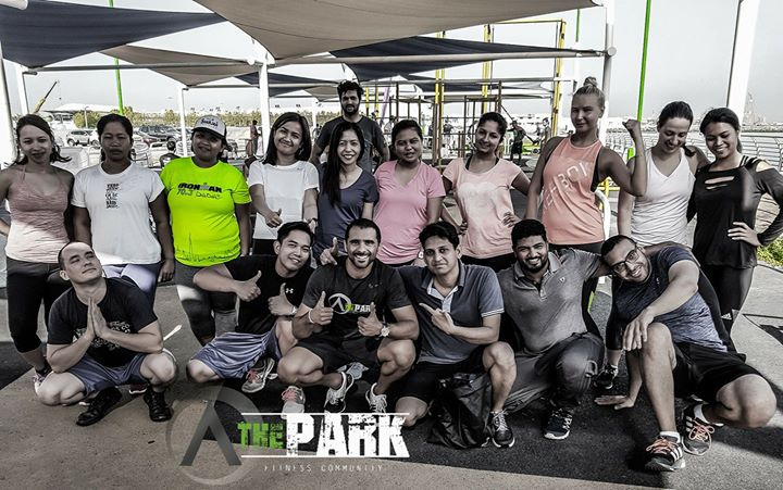 Crosstraining @thepark