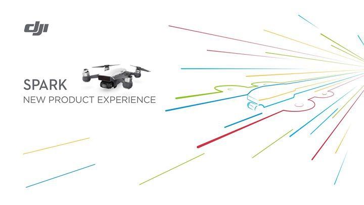 DJI New Product Experience (Spark) - Dubai