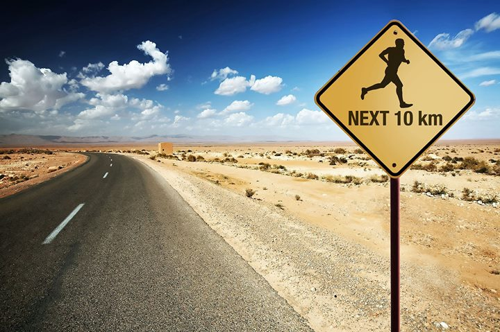Dubai Desert Road Run Summer Scorcher 10km & 3km. May 26th, 6am.
