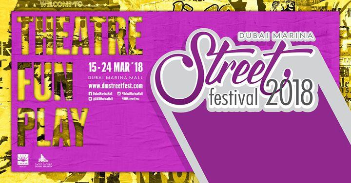 Dubai Marina Street Festival 2018