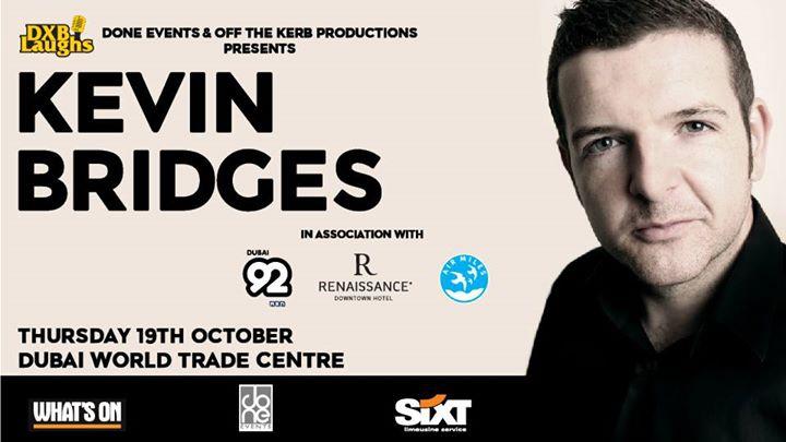 DXBLaughs: Kevin Bridges