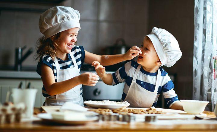 Easter Family Celebration - Kids Cookie Art Workshop