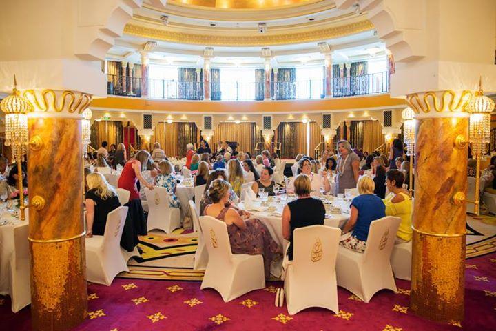 ExpatWoman's Burj Al Arab 2017