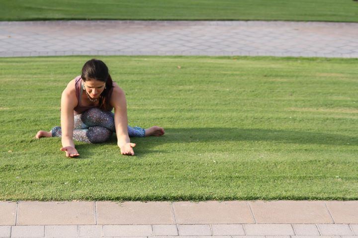Free Yin Yoga at Umm Suqeim Park