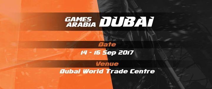 GamesArabia DXB