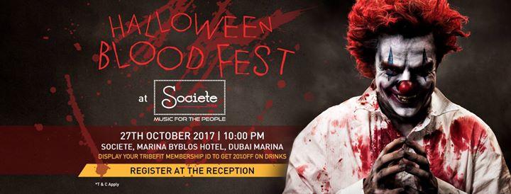 Halloween Blood Fest