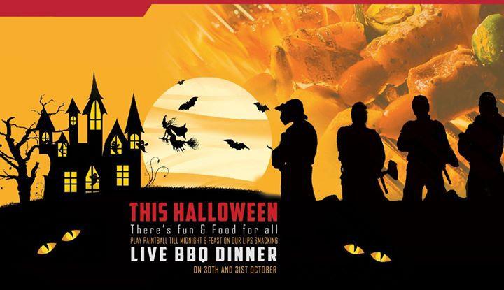 Best Halloween Events in Dubai