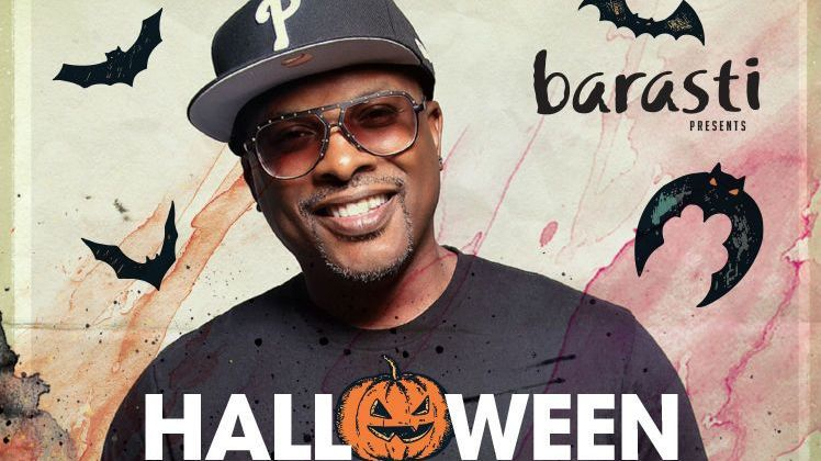 Halloween Party with DJ Jazzy Jeff