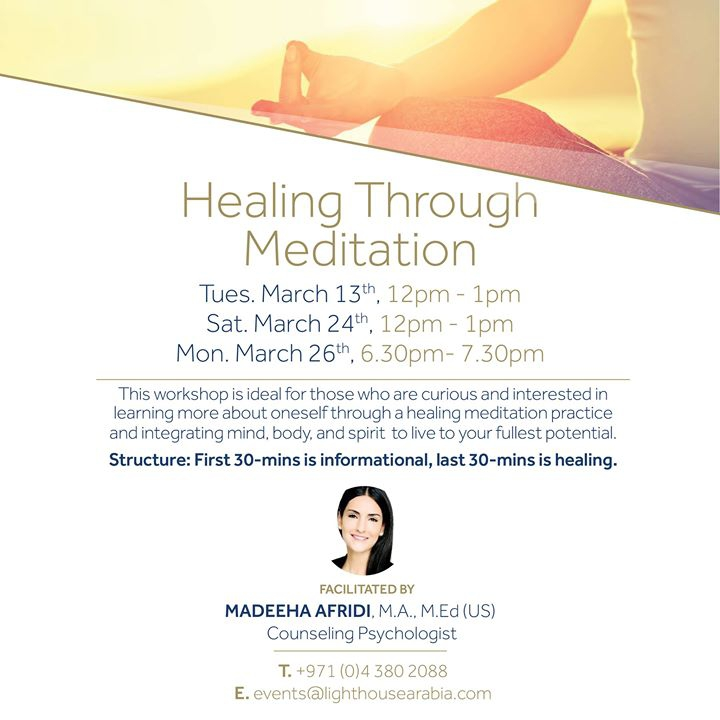Healing Through Meditation