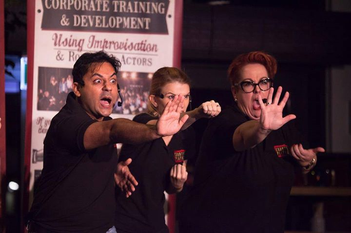 Hinglish Impro Night Show - Free Entry
