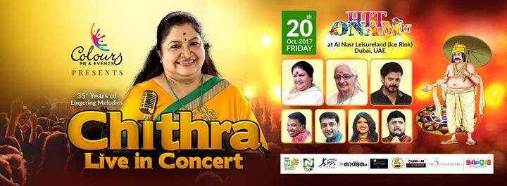 Hit Onam 'Chithra Live in Concert' 2017