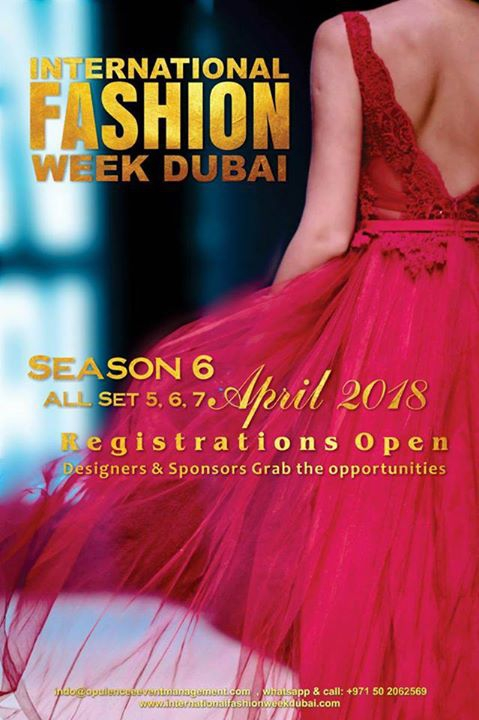International Fashion Week Dubai - Season 6
