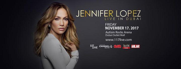Jennifer Lopez LIVE in Dubai