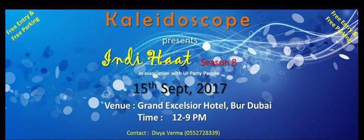 Kaleidoscope's Indi Haat Season 8