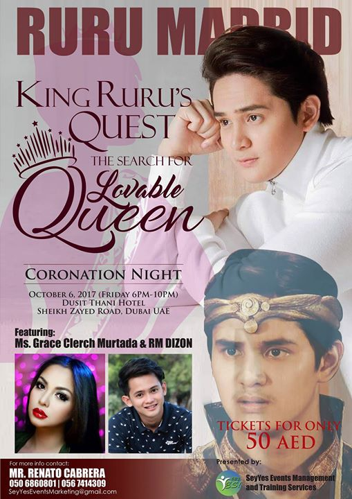 King Ruru's Quest