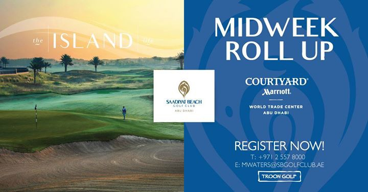 Midweek Roll up by Courtyard Marriott