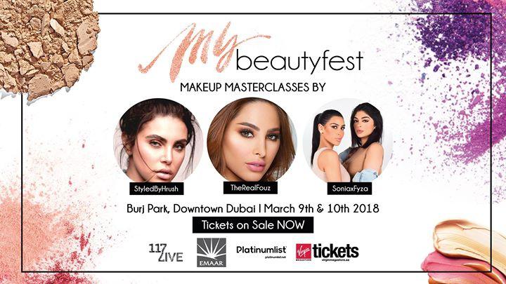 MyBeautyFest 2018