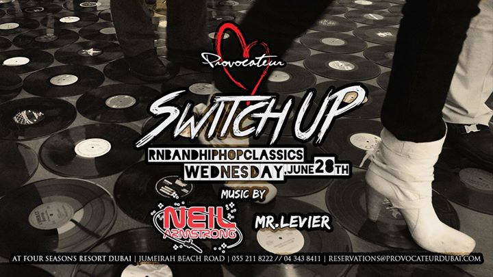 Neil Armstrong - Switch Up Wednesdays