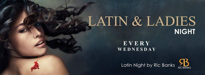 New Season! Bonitas Ladies NIGHT by RIC BANKS every Wednesday