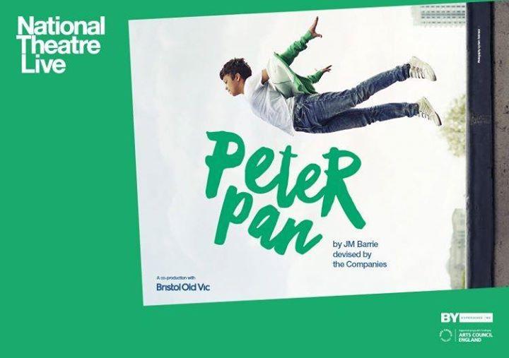 Nt Live Screening: Peter Pan
