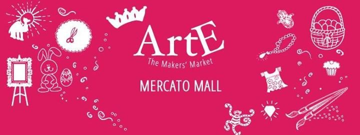Saturday ARTE Market at Mercato Mall