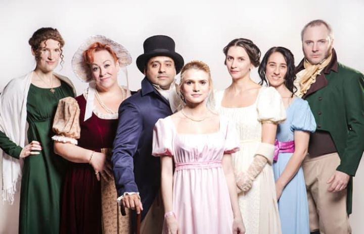 Sunday Night Theatre: Jane Austen Unscripted
