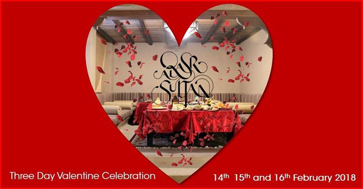 Three Day Valentine Celebration