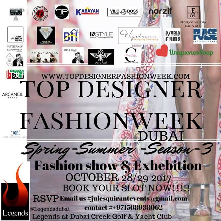Top Designer Fashion Week Season3
