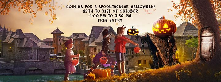 'Trick Or Treat' with Riverland™ Dubai this Halloween