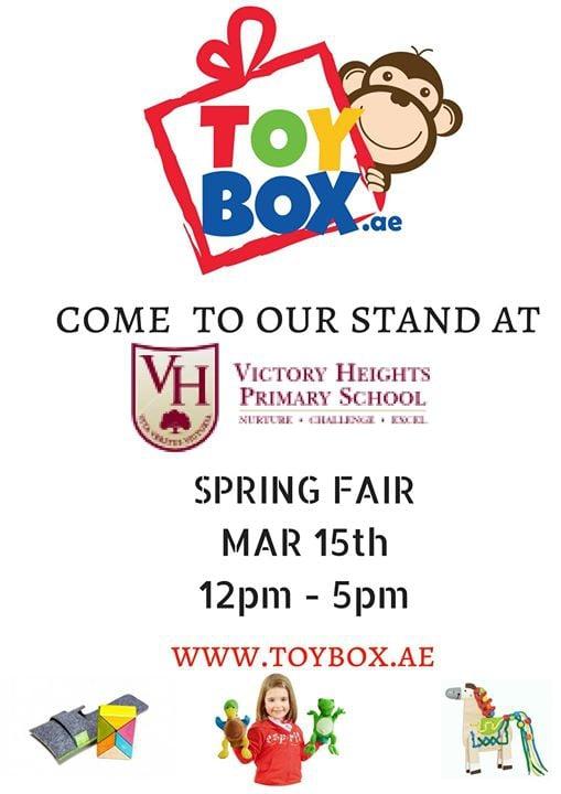 Victory Heights Primary School Spring Fair
