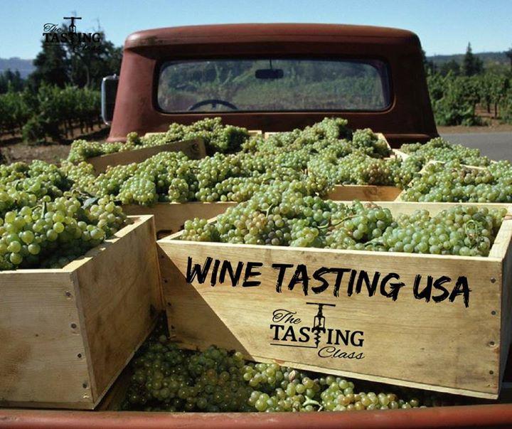 Wine Tasting USA