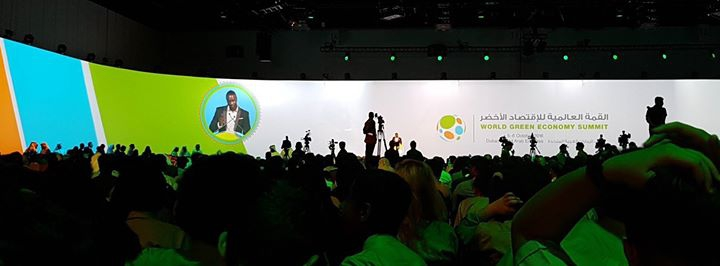 World Green Economy Summit