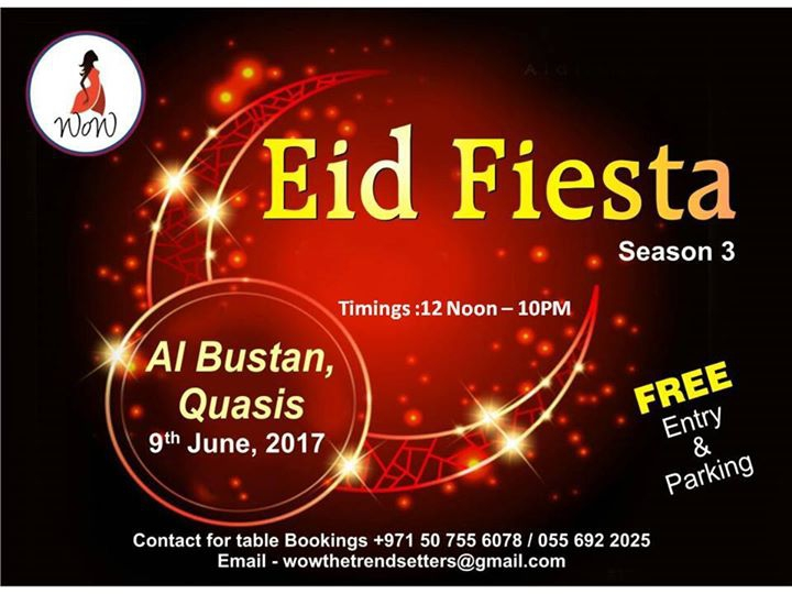 WoW - Eid Fiesta, Season 3