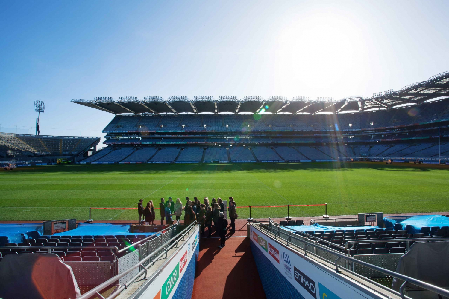 1.5–Hour Croke Park Tour and GAA Museum
