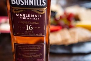 2-Hour Deluxe Whiskey & Food Tasting