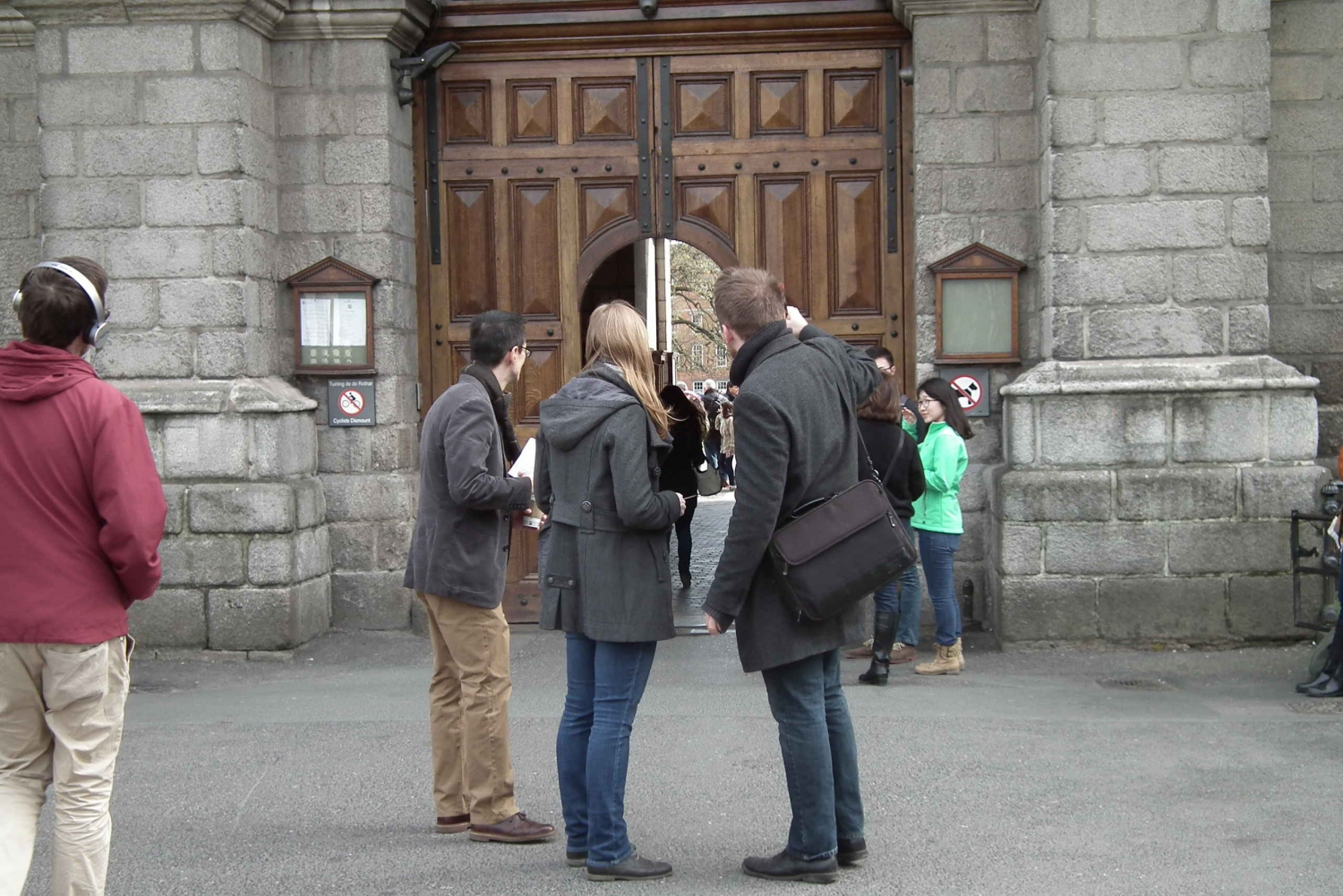 3-Hour History of Dublin Walking Tour