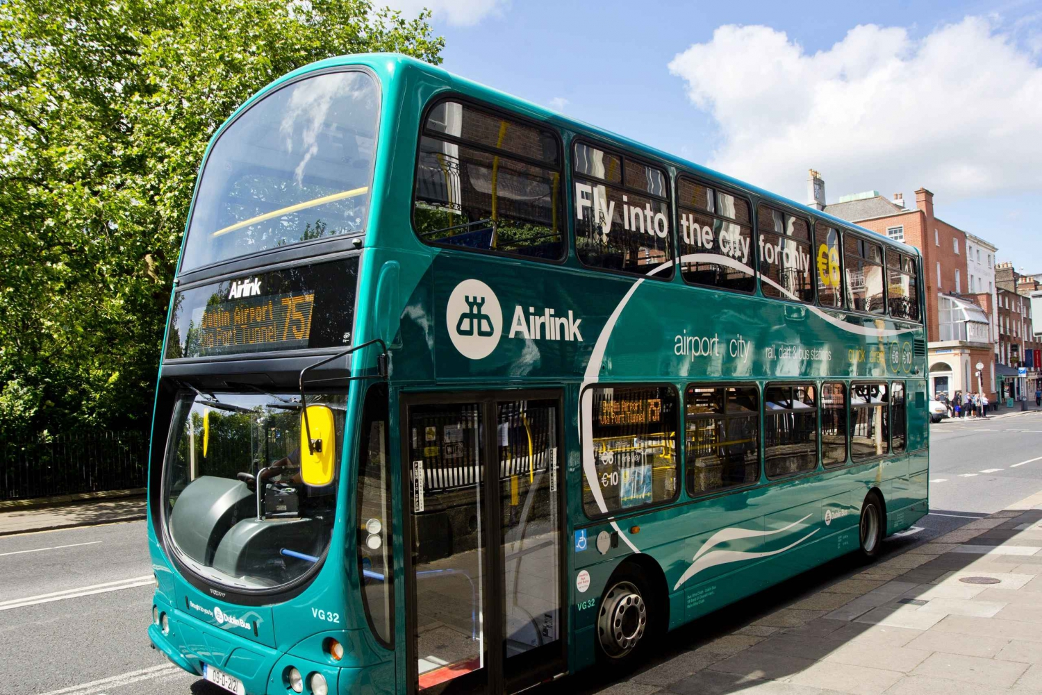 Airlink Express and Hop-On Hop-Off Bus Tickets