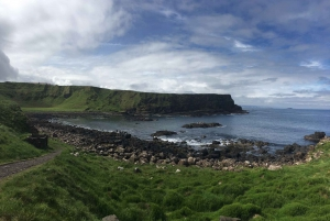 Belfast and Giant's Causeway in Italian or Spanish