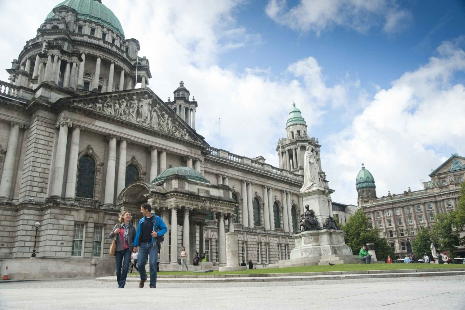 Belfast and Monasterboice Full-Day Tour from Dublin