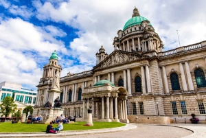 Belfast & Titanic Experience Full-Day Tour from Dublin