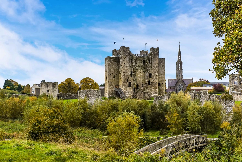 Boyne Valley, Celtic Ireland & Slane Castle Tour from Dublin