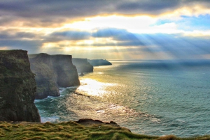Cliffs of Moher, Galway Bay and Burren Coastal Drive