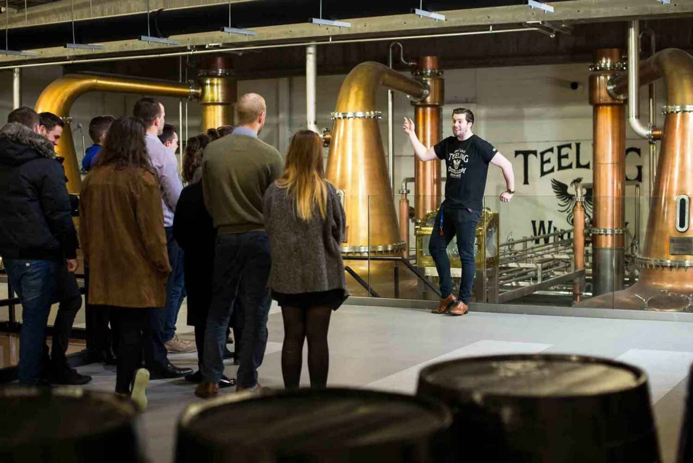 Distillery Trail with Irish Whiskey Tasting