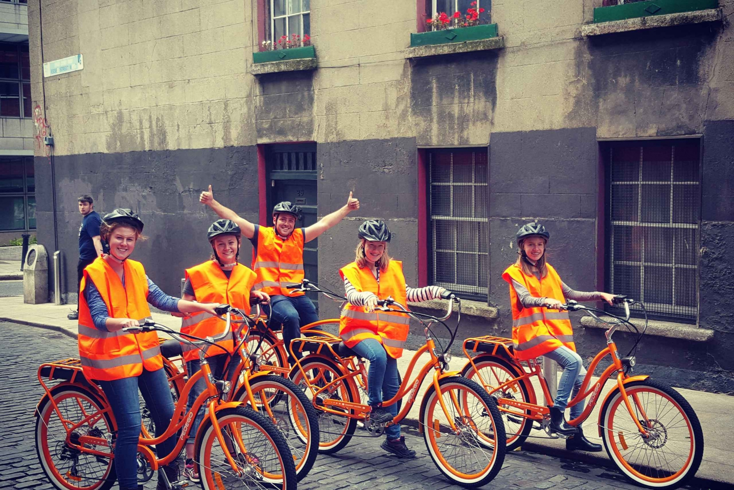 Dublin 2-Hour E-Bike Tour with a Local Guide