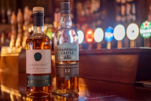 Dublin: 2-Hour Premium Whiskey and Food Tasting Tour