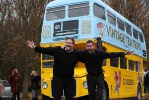 Dublin: Afternoon Tea Vintage Bus Trip