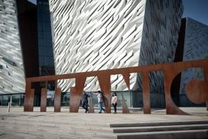 Dublin: Belfast Titanic Quarter & Giant's Causeway Tour