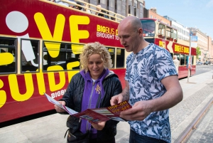 Dublin Big Bus Open-Top Hop-on, Hop-off Sightseeing Tours